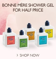 Bonne Mère Shower Gel for Half Price
