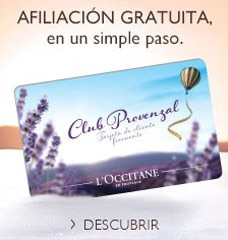 Club Provenzal - Tarjeta de Cliente Frecuente