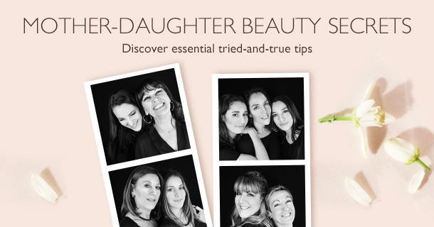 Mother-Daughter Beauty Secrets