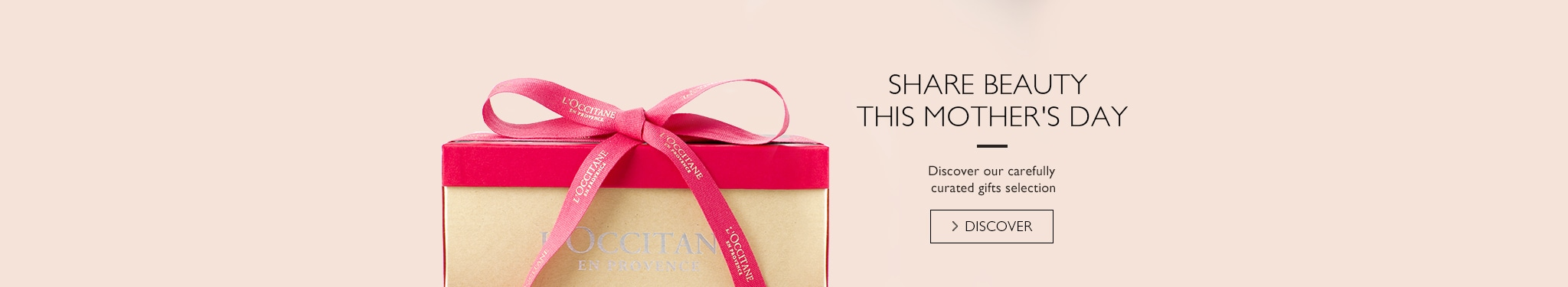 Share Beauty This Mother's Day