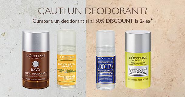 Oferta Deodorant
