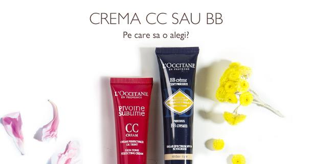Crema CC sau BB