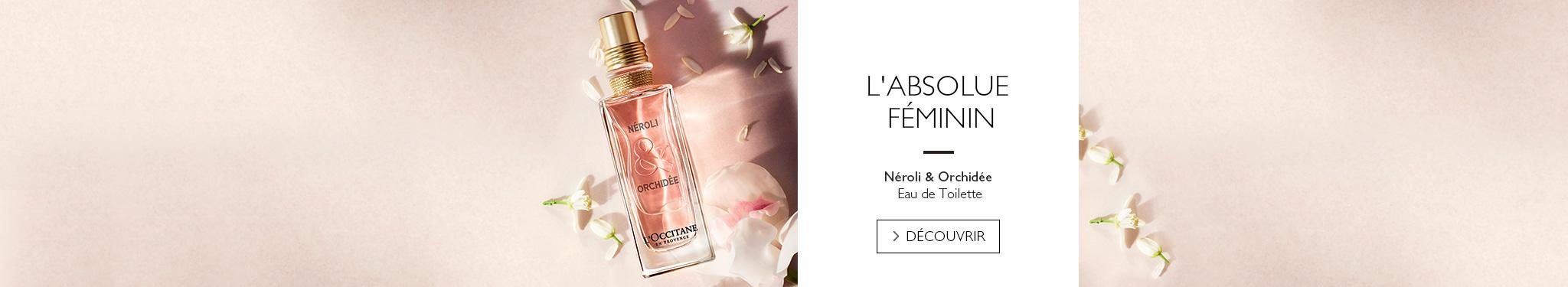 Collection Néroli & Orchidée | L'Occitane