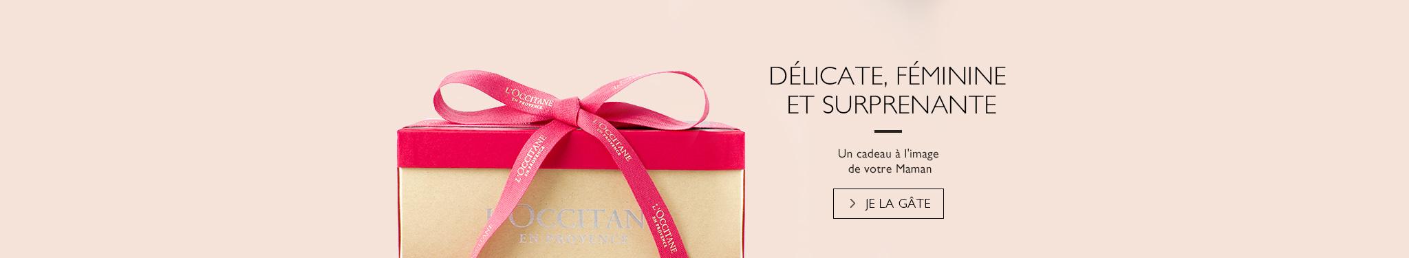 Coffrets Cadeaux Femme | L'Occitane