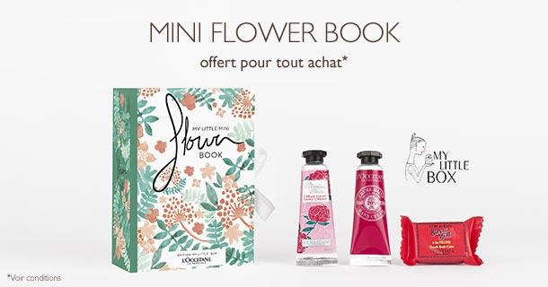 Mini Flower Book