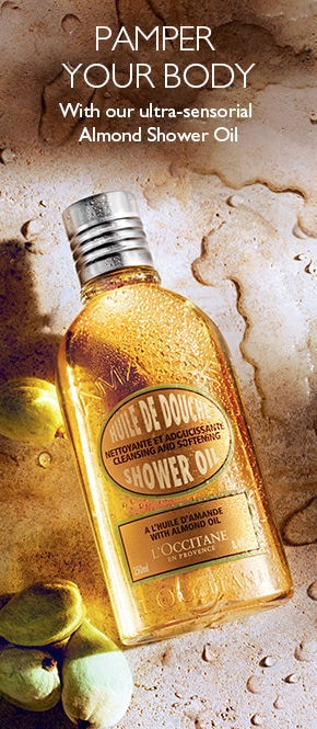 Sensorial shower experience