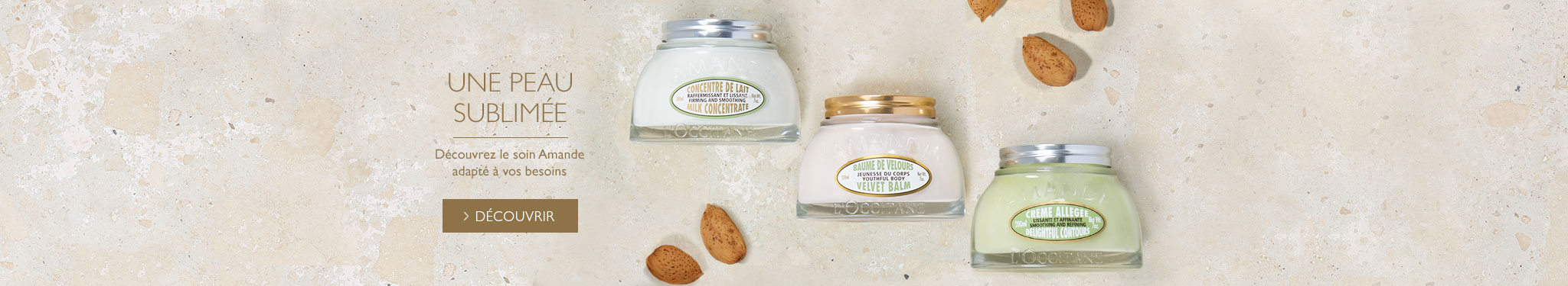 Almond Body Care