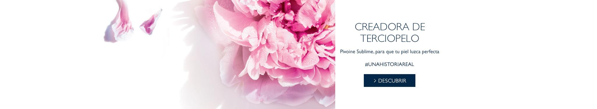 Pivoine Sublime, para que tu piel luzca perfecta