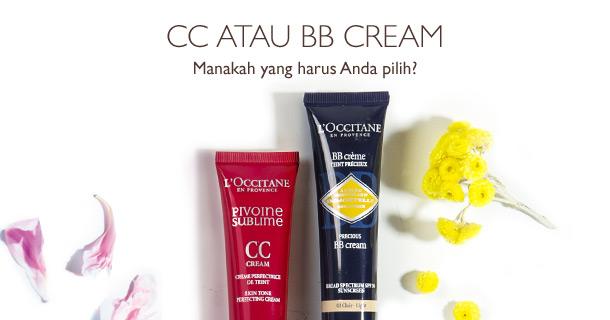 CC atau BB Cream. Mana yang harus Anda pilih?