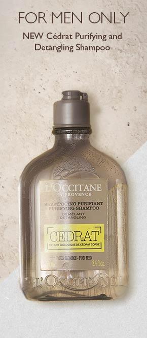 Cedrat Purifying and Detangling Shampoo