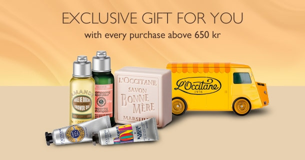 Exclusive gift for you