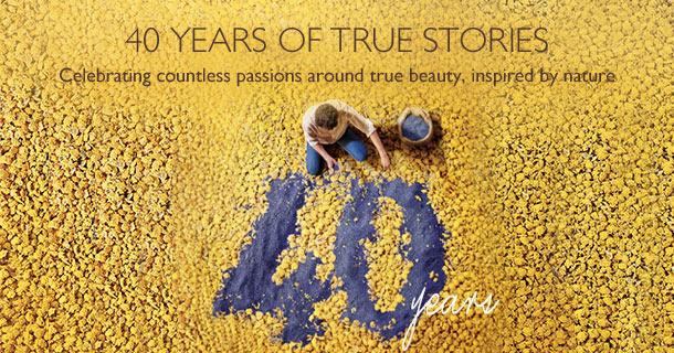 40 years of true story