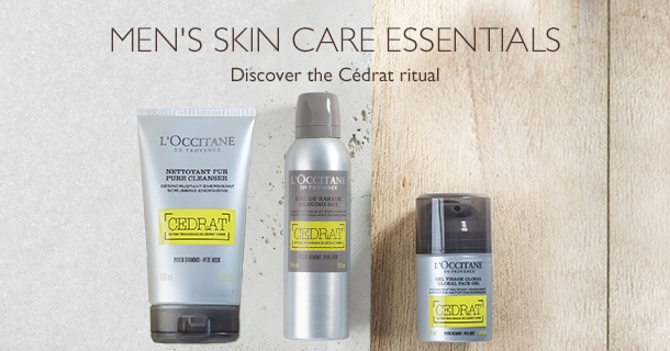Mens Face Care Essentials
