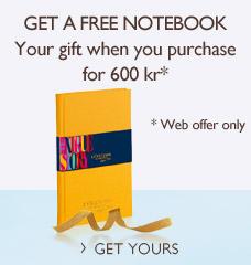 Get a free notebook
