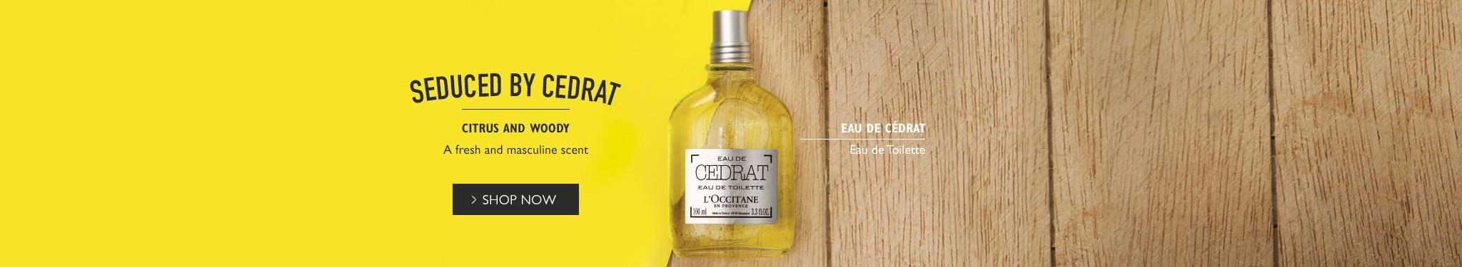 Seduced by Cedrat
