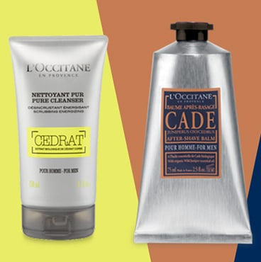 FACE CARE FOR MEN