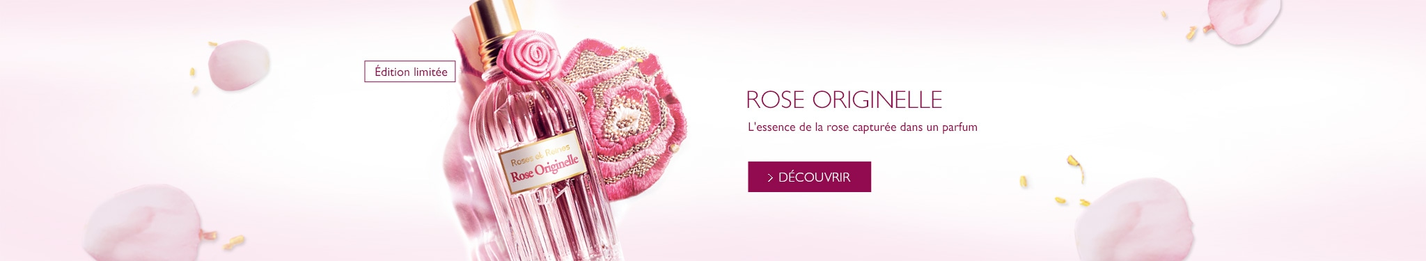 Rose Originelle| L'Occitane