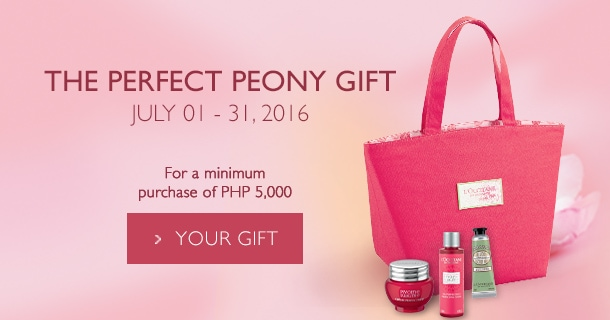 The Perfect Peony Gift