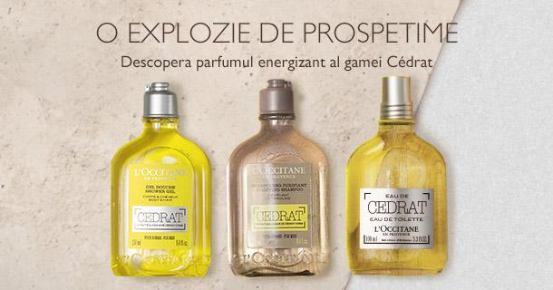 Parfum Fresh al gamei Cedrat
