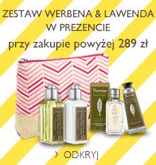 Zestaw Werbena & Lawenda w prezencie