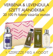 Verbéna & Levendula szett ajándékba