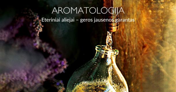 AROMATOLOGIJA