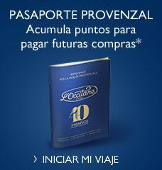 Pasaporte Provenzal - Acumula puntos para pagar futuras compras