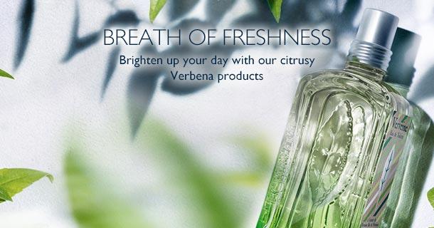 Breath of freshness
