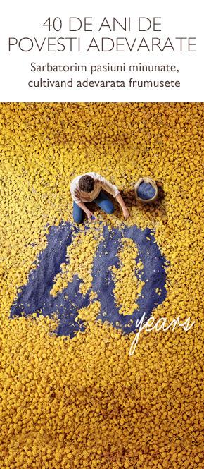 40 de Ani de Povesti Adevarate