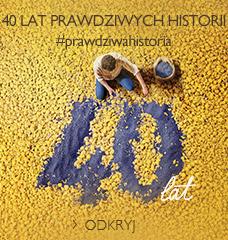40 lat prawdziwych historii