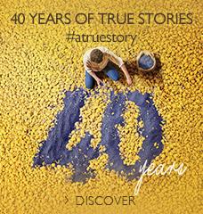 40 years of true stories