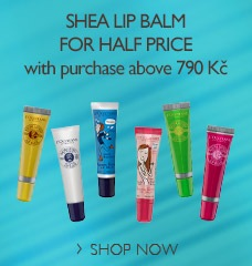 Shea Lip Balm for Half Price