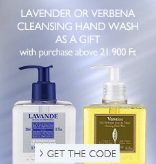 Lavender or Verbena Cleansing Hand Wash as a Gift