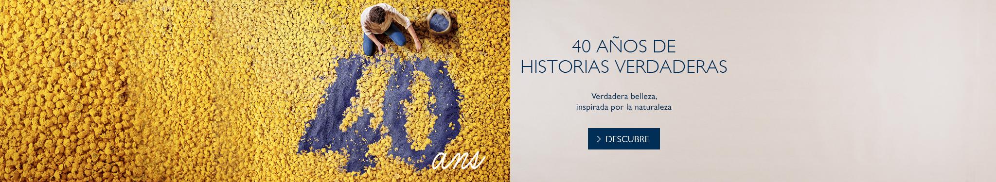 L'OCCITANE, 40 años de historias verdaderas