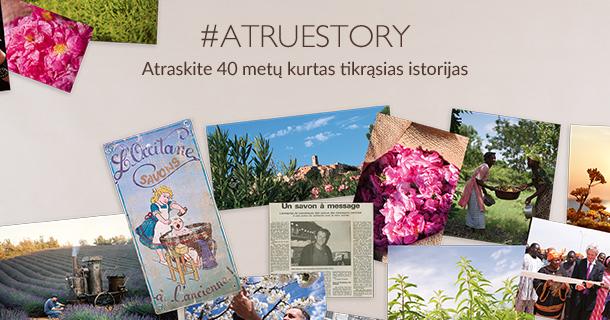 Atraskite 40 metų kurtas tikrąsias istorijas