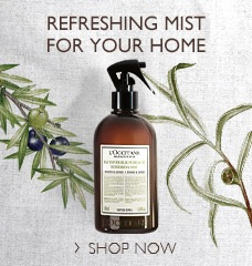Refreshing mist for your home