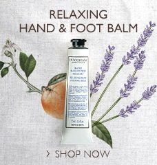Relaxing hand & foot balm