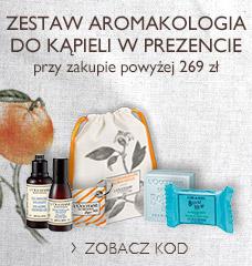 Zestaw Aromakologia do kąpieli w prezencie