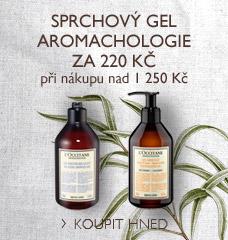 Sprchový gel Aromachologie