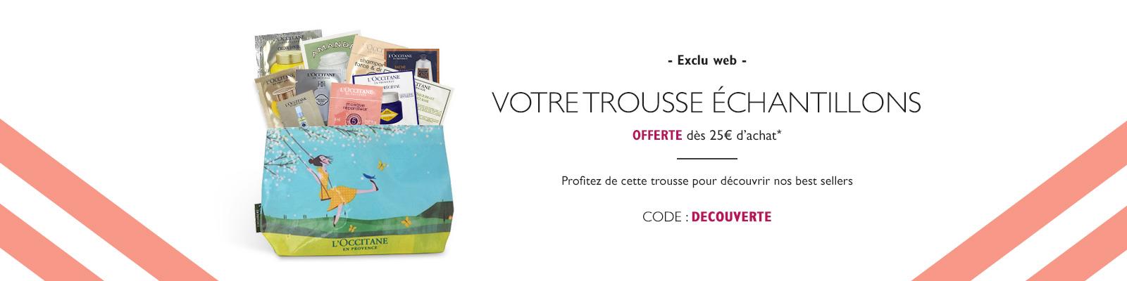 Trousse Echantillon