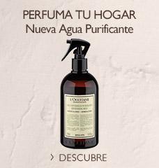 Nueva Agua Purificante Aromacología