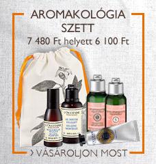Aromakológia szett