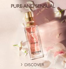 new eau de toilette cherry blossom>