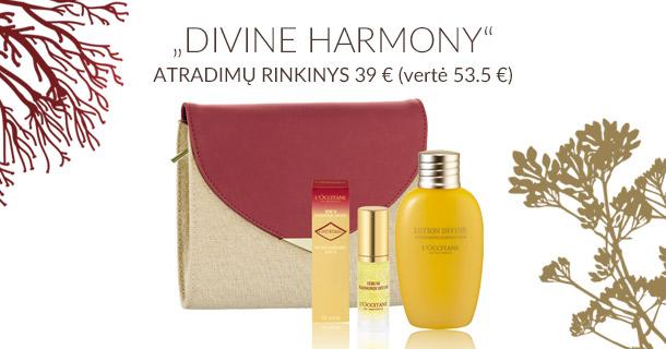 Atradimų rinkinys Divine Harmony