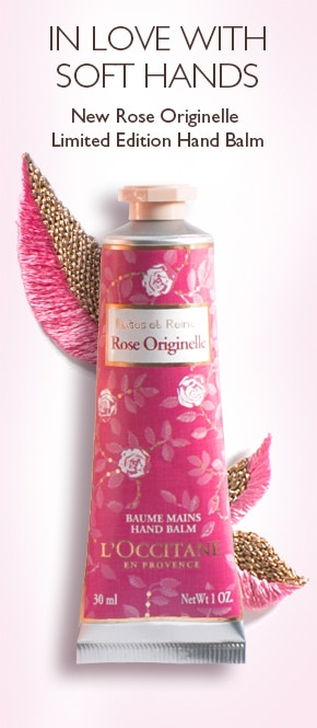 Rose Originelle Limited Edition Hand Balm
