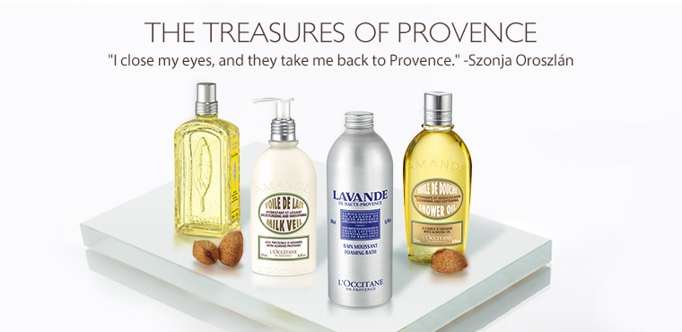 The treasures of Provence