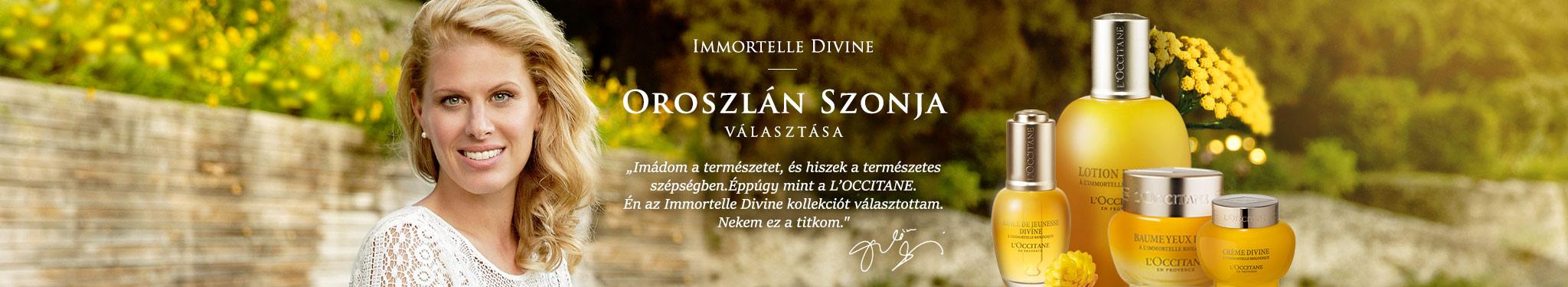 Immortelle Divine