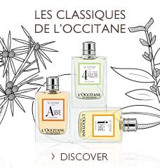 Les Classiques of L'OCCITANE