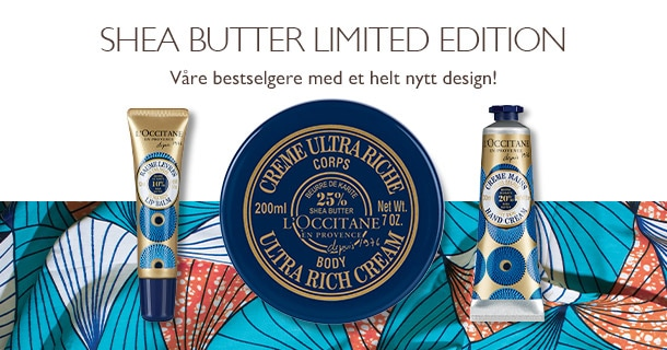Shea Butter Limited Edition