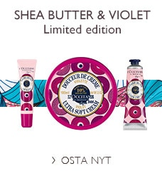 Shea butter & Violet